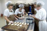 Тюменские школьники съедают в день около 20 тысяч булочек