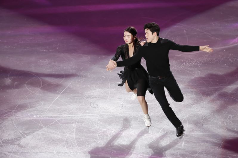 Майя и Алекс Шибутани (США).