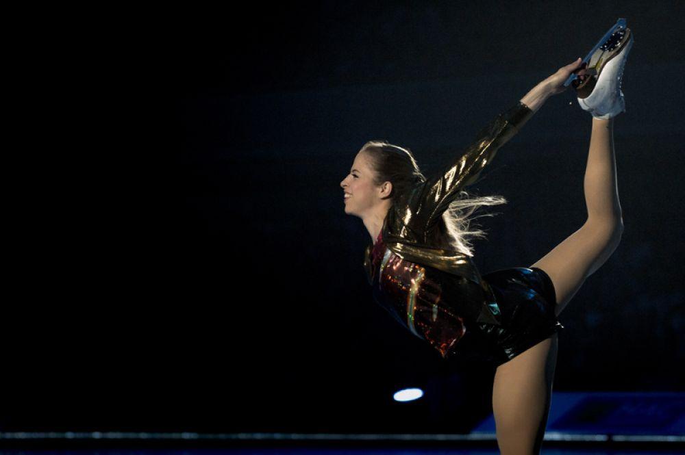 Каролина Костнер (Италия), бронзовый призер Олимпийских игр, чемпионка мира 2012, пятикратная чемпионка Европы.