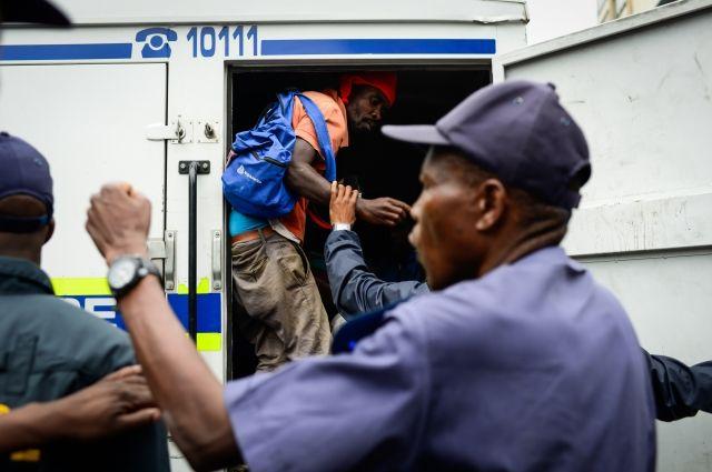 Поменьшей мере 140 человек задержаны вМалави за«охоту навампиров»