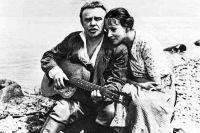 Ролан Быков и Елена Санаева.