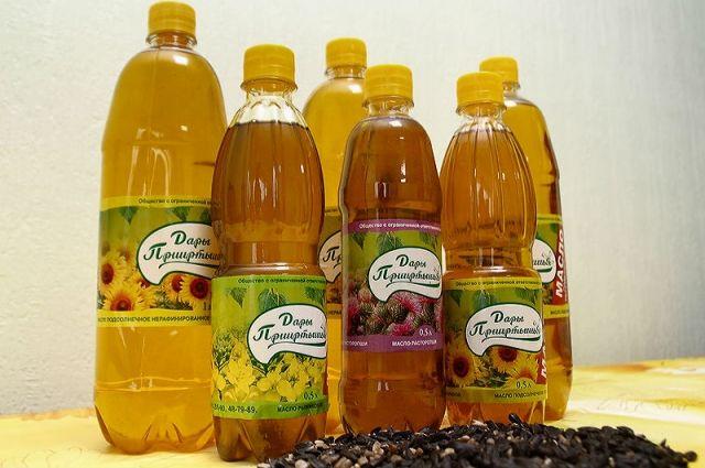 ВКрасноярске проверили качество растительных масел