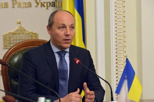 Парубий подписал закон оконтроле СБУ над российскими исполнителями