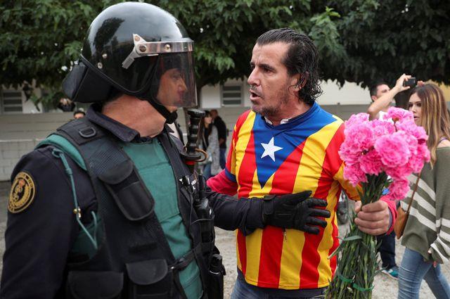 Правительство Испании проведет заседание по вопросу Каталонии