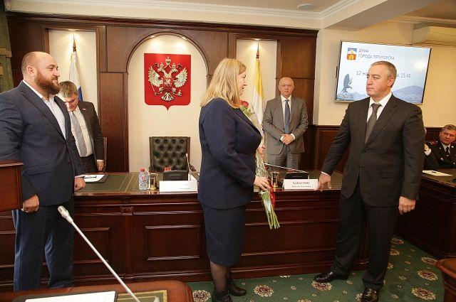 Руководитель Пятигорска подал вотставку