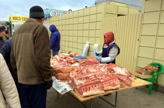 В Тюмени начались традиционные продовольственные ярмарки