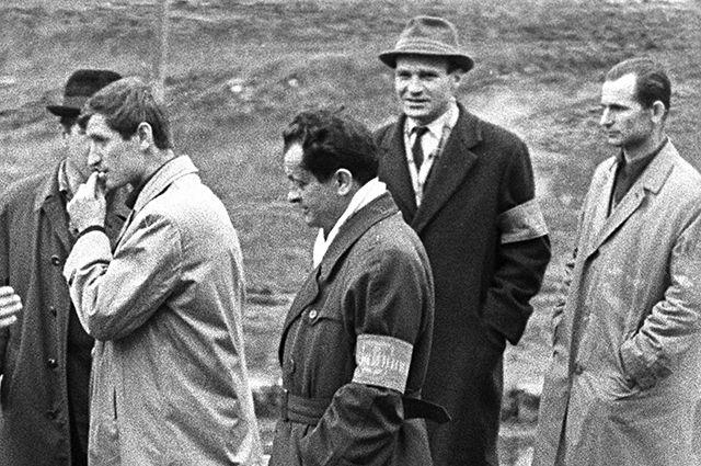 Народная дружина, 1968 г.