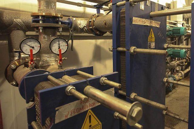 Этап проекта по модернизации системы теплоснабжения завершили в Подмосковье