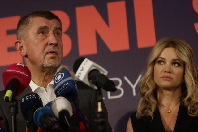 Выборы в парламент Чехии выиграло движение миллиардера Андрея Бабиша