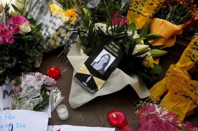 Власти Мальты пообещали миллион евро за помощь в поимке убийц журналистки