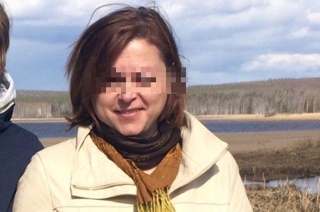 По последней информации, женщина может находиться в микрорайоне Садовый.