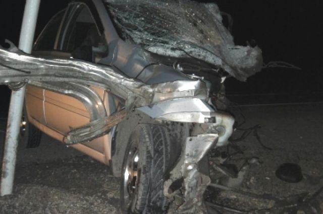 Два человека погибли влобовом столкновении авто вЧеремховском районе