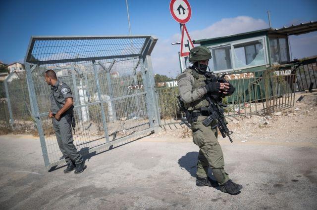 СМИ: полиция в Израиле арестовала палестинца из-за неверно понятой фразы