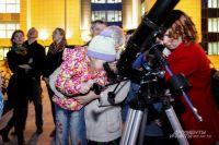 Осенняя ночь тротуарной астрономии пройдет 27 октября.