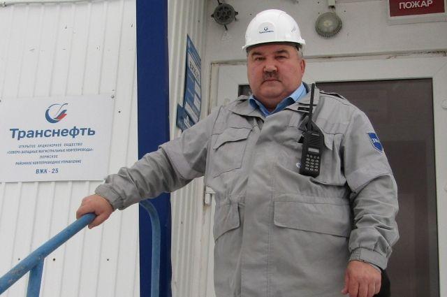 Через руки Александра Иванцова в 1982 году прошёл каждый «винтик» будущей станции.