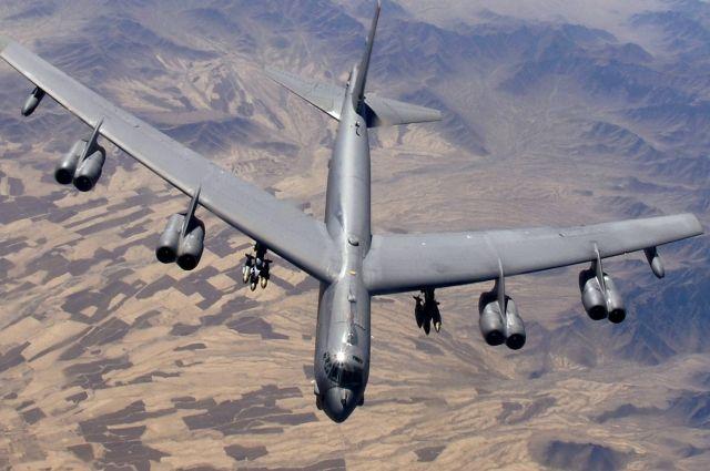 ВВС США могут привести в круглосуточную боеготовность B-52