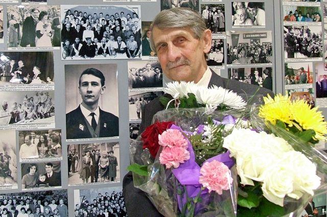 В январе 2017-го участник фестиваля-1957 в Москве Олег Николаевич Набоков отметил своё 75-летие.