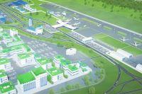 Новый аэропорт в Омске существует только на бумаге.