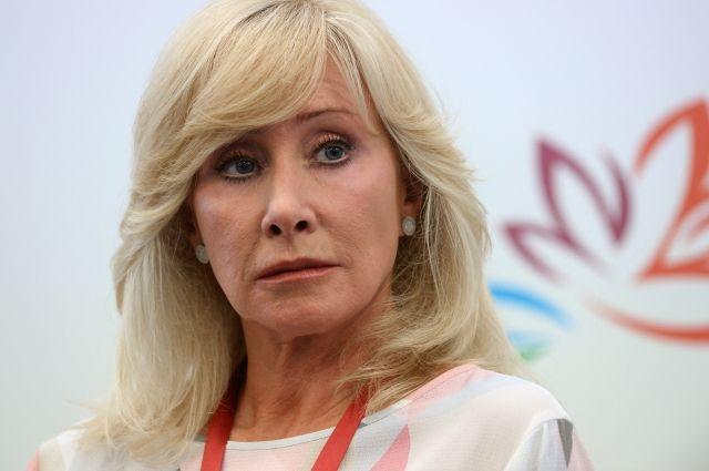 СМИ: Оксана Пушкина может стать спецпредставителем Госдумы по делам женщин