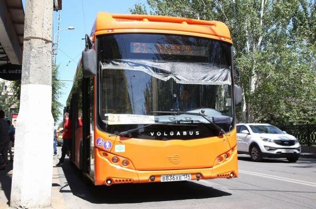 Автобусы имаршрутки объединились для «спасения» граждан Максимки вВолгограде