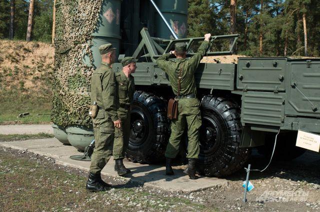 ВКС РФ получат комплексы С-500 ближе к 2020