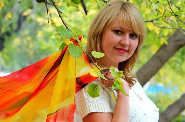 Наталья Баландина.