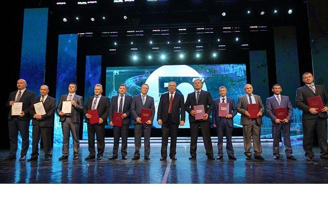 АО «Транснефть – Сибирь» отмечает пятидесятилетний юбилей