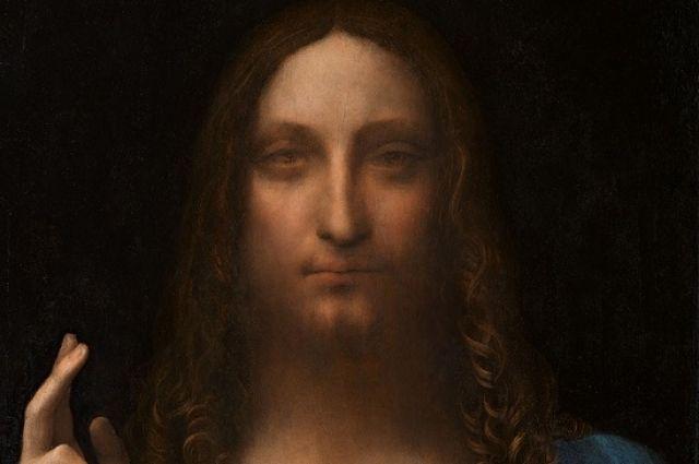 Какую картину Леонардо да Винчи выставил на торги Дмитрий Рыболовлев?