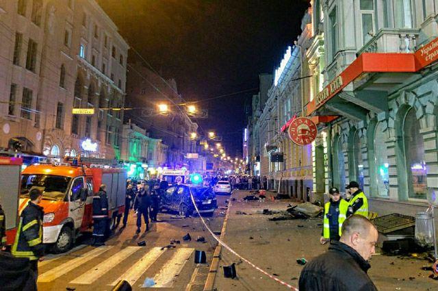 Семья украинки, сбившей 11 человек на Лексус вХарькове, прокомментировала трагедию