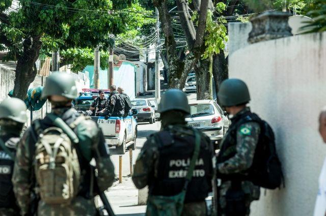 Полиция Рио-де-Жанейро случайно застрелила туристку из Испании