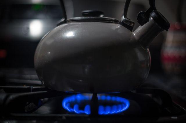 Компании не платят за газ.