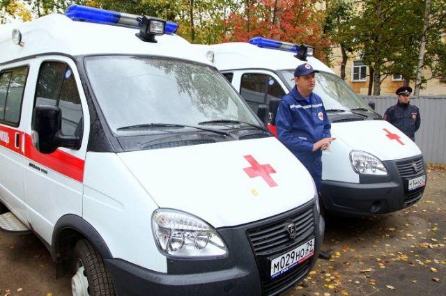 Архангелогородец избил мед. сотрудника скорой помощи