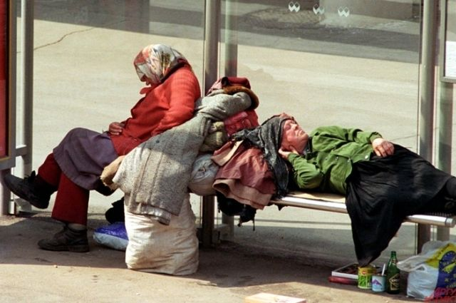 По мнению общественников, в донском крае каждый год от холода погибает около 100 бездомных