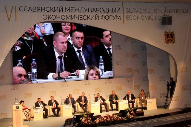 Андрей Седов, директор Брянского регионального филиала Ао «Россельхозбанк», эксперт VI Славянского международного экономического форума.