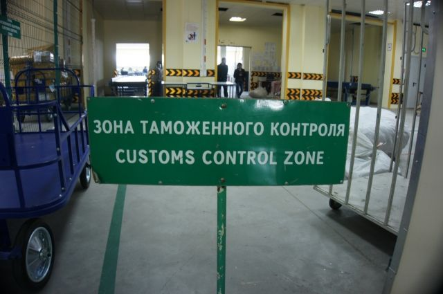 Таможенники посчитали товарооборот Омской области.