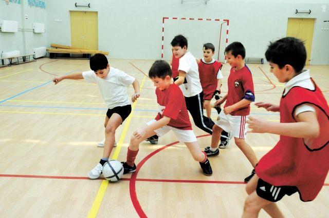 40 тысяч юных омичей занимаются спортом.