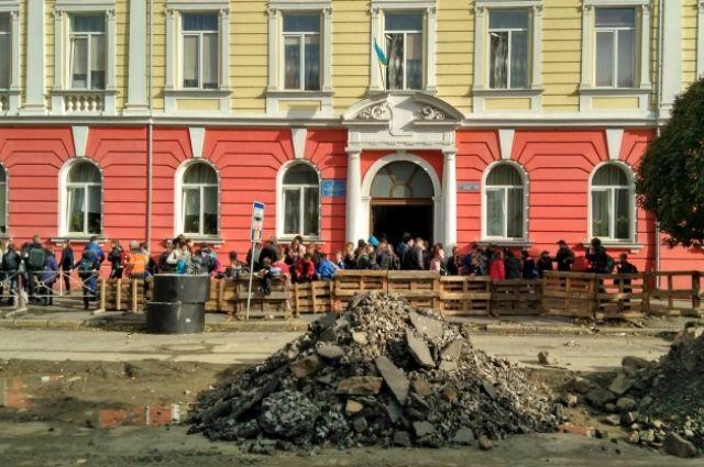 В Ужгороде дети отравились газом