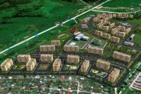 В микрорайоне построят 39 пятиэтажных домов общей площадью 100 тысяч квадратных метров.