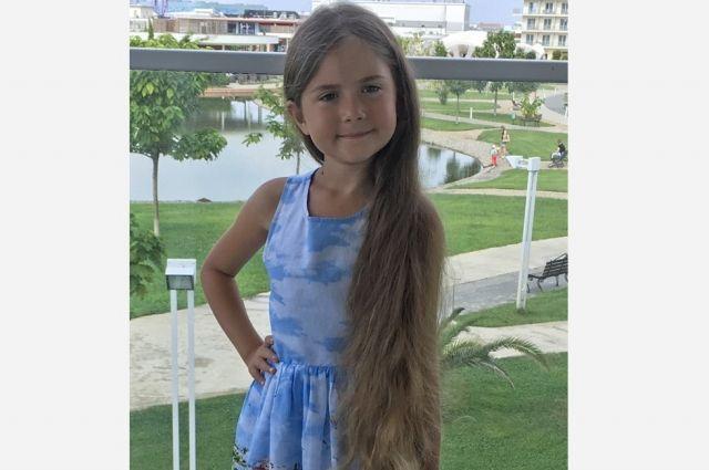 Девочка попала в Книгу рекордов России в шесть лет.