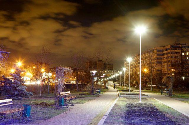 Светло и безопасно. Освещённость подмосковных улиц улучшилась