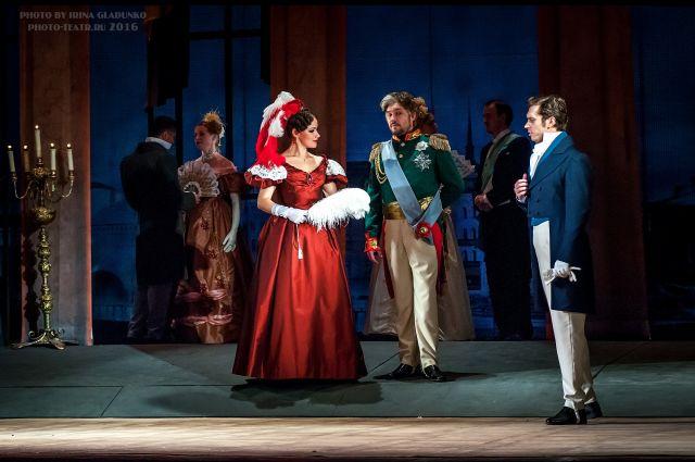 Фестиваль оперы ибалета «Болдинская осень» пройдет вНижнем Новгороде