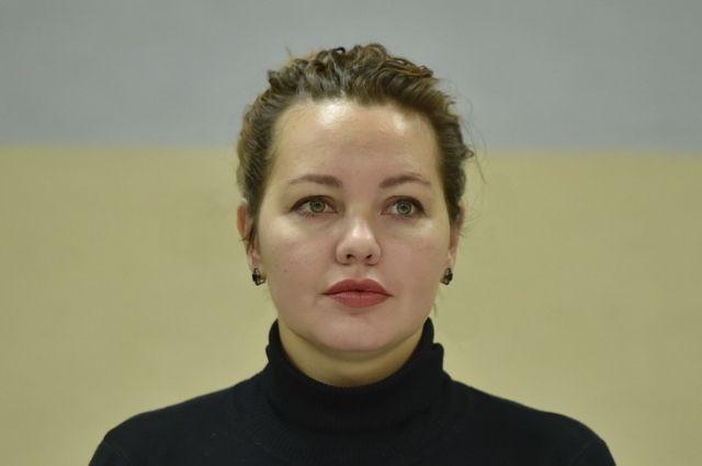 Анастасия Муталенко, и.о. зампредседателя правительства УР.