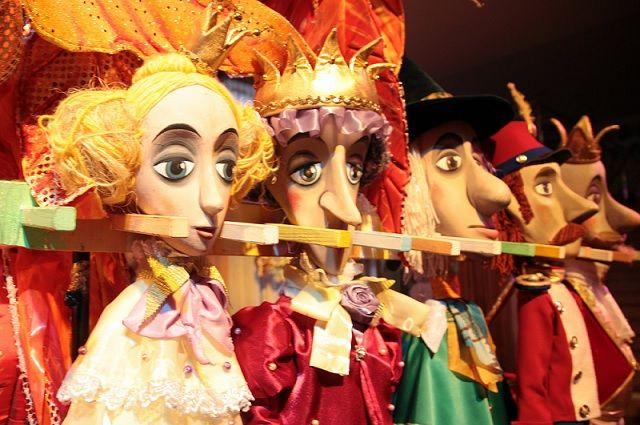 Разыгрываем приглашения в Пермский театр кукол и театр «Туки-луки».