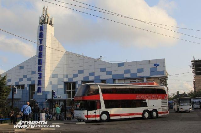«Старый» автовокзал на Шолохова, которому уже 57 лет, останется на месте.