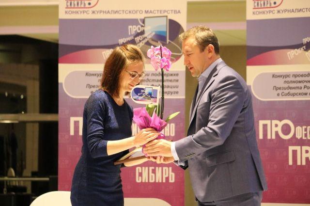 «Ростелеком» уже несколько лет является генеральным партнером проекта и номинации «Молодая Сибирь».