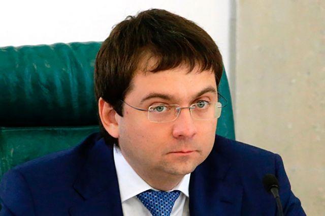 Главный жилищный инспектор России Андрей Чибис