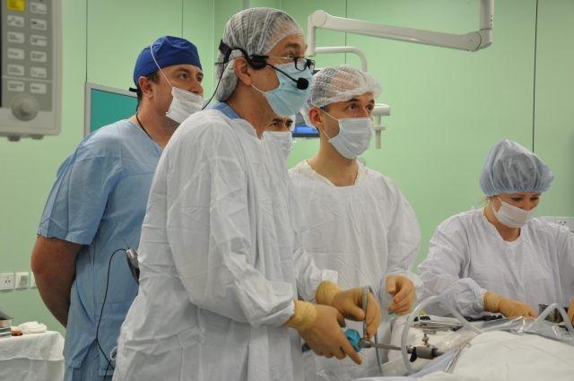 Тюменские врачи помогли двухлетнему мальчику из Подмосковья