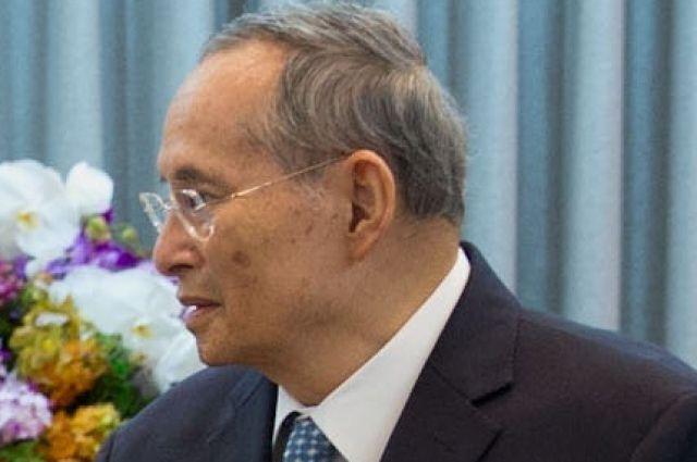 ВТаиланде начались пятидневные похороны короля