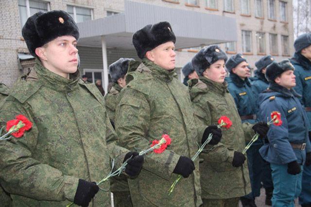 Не все парни Ямальского района попали в призыв