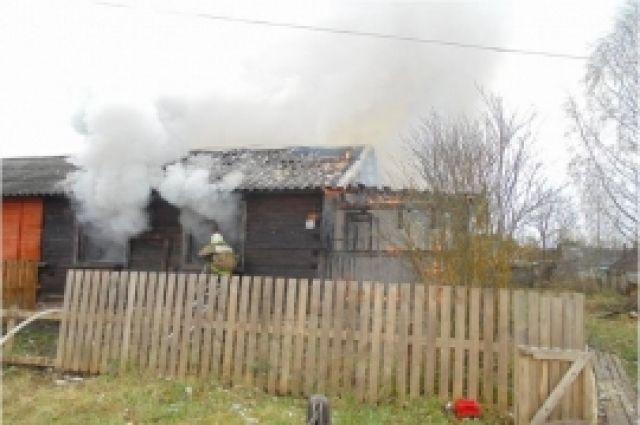 Два двухлетних ребенка сгорели живьем в личном доме вТверской области